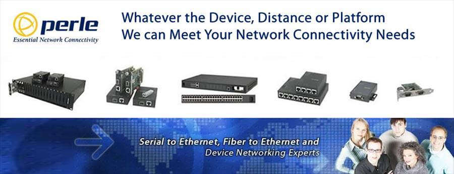 Whatever the Device, Distance or Platform We can Meet Your Network Connectivity Needs