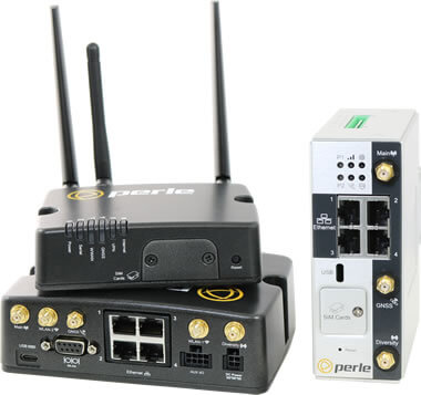 IRG5000 LTE Routers Enterprise-Class Edge Cellular Routers & Gateways