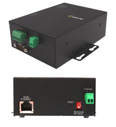 IOLAN SDS1 TD4  Secure I/O Device Server