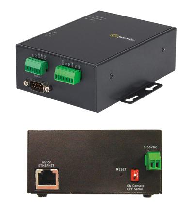 IOLAN SDS1 TD2R2 Secure I/O Device Server