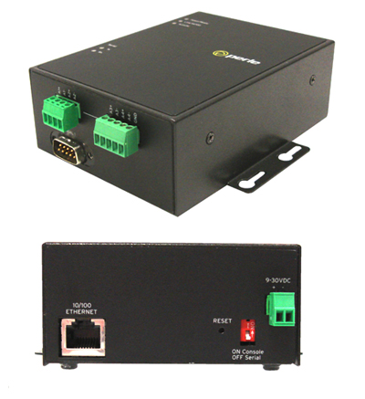 IOLAN SDS1 TA4 Secure I/O Device Server