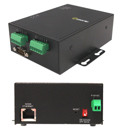 IOLAN SDS1 TT4 Secure I/O Device Server