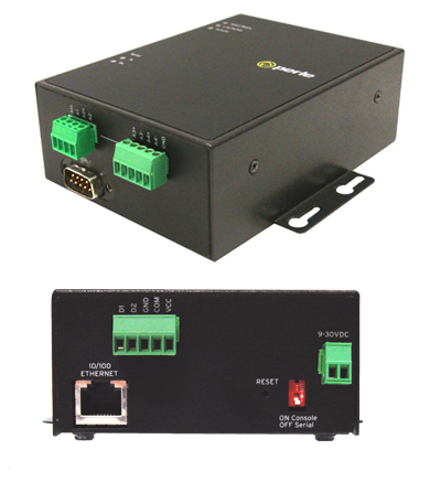 IOLAN SDS1 TA4D2 Secure I/O Device Server