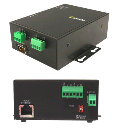 IOLAN SDS1 TA4R2 Secure I/O Device Server