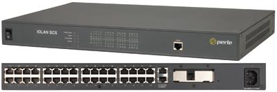 IOLAN SCS32CM - 32 x RJ45 serial ports