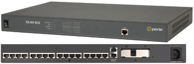 IOLAN SCS16CM - 16 x RJ45 serial ports