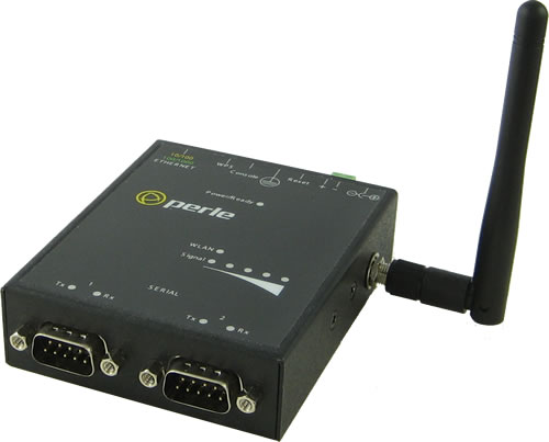 IOLAN SDS W - Compact Wireless Secure Device Server