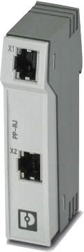 PP-RJ-RJ DIN Rail Patch Panel