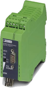 PSI-MOS-RS232/FO 850 E | RS232 to Fiber | Perle EU