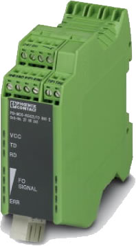 PSI-MOS-RS422/FO1300 E | RS422/485 4-wire to Fiber | Perle EU