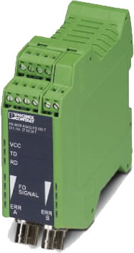 PSI-MOS-RS422/FO 850 T | RS422/485 4-wire to Fiber | Perle EU