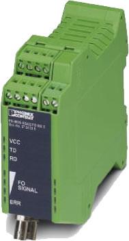 PSI-MOS-RS485W2/FO 850 E | RS485 2-wire to fiber | Perle EU
