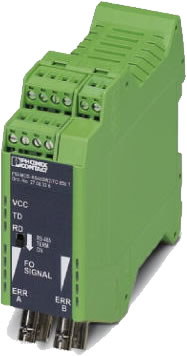 PSI-MOS-RS485W2/FO 850 T | RS485 2-wire to fiber | Perle EU