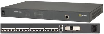IOLAN SCS16C - 16 x RJ45 connectors