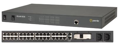 IOLAN SCS32C DAC - 32 x RJ45 connectors