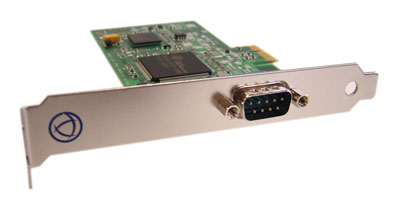 UltraPort1 Express Serial Card | RS232 Serial Port Card | Perle
