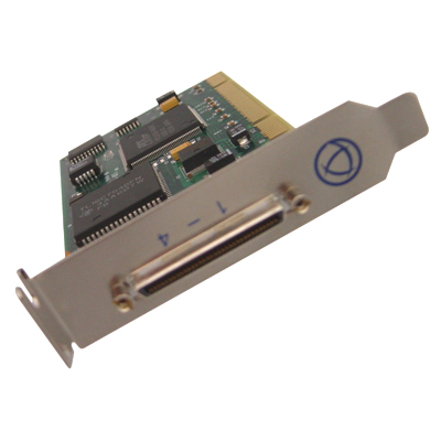 UltraPort4 Serial Card | RS232 Serial Port Card | Perle