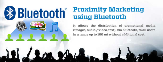 digital marketing Bluetooth