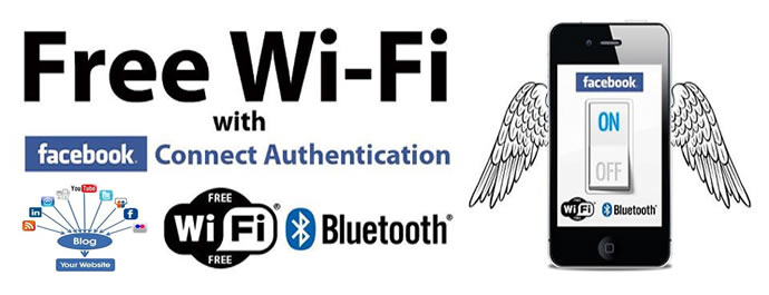 Digital marketing Wi-Fi